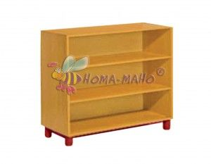 mobiliario guarderias mueble gavetero sin divisiones sin guias