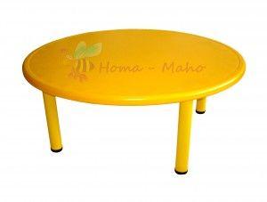 Mobiliario Guarderías mesa redonda